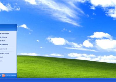 Batou - Windows XP Desktop